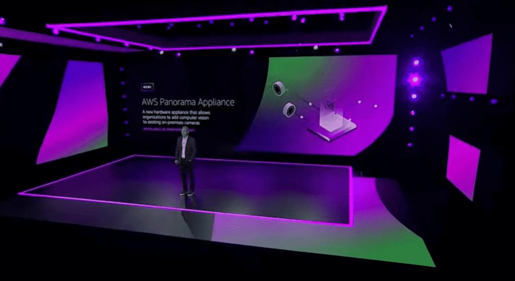 AWS Panorama Appliance