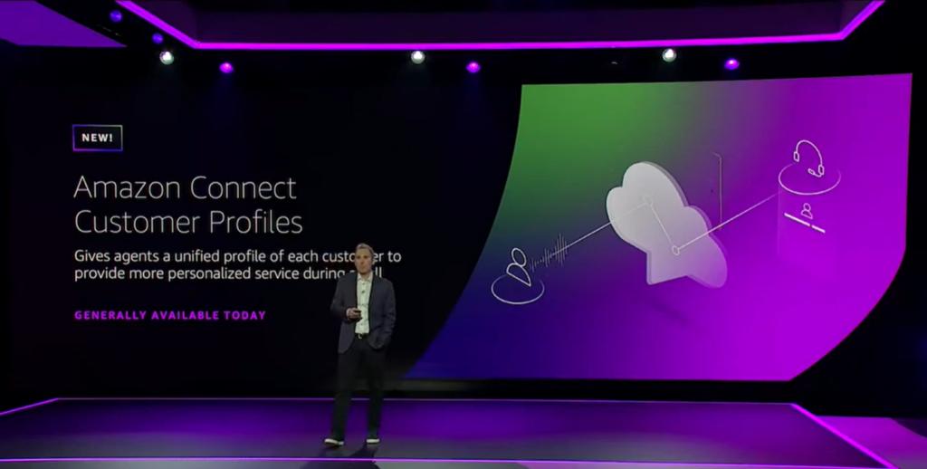 Amazon Connect Customer Profiles