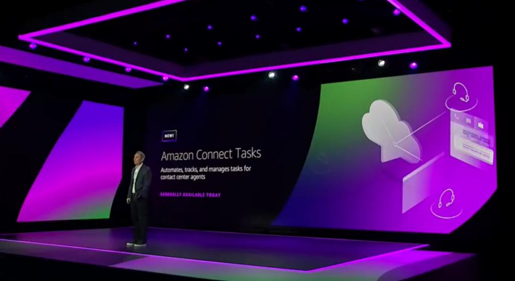 Amazon Connect Tasks