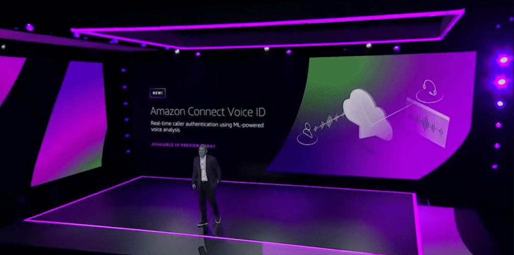 Amazon Connect Voice ID