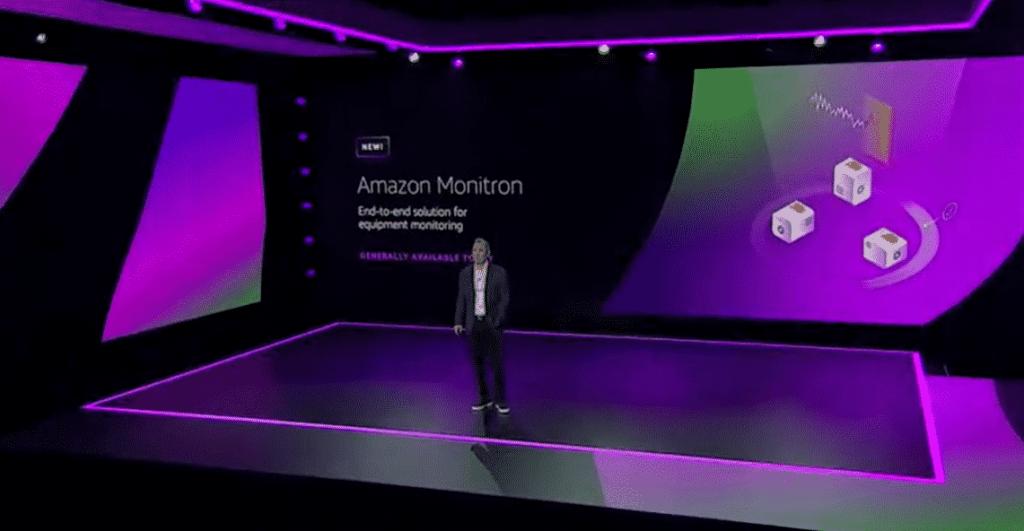 Amazon Monitron
