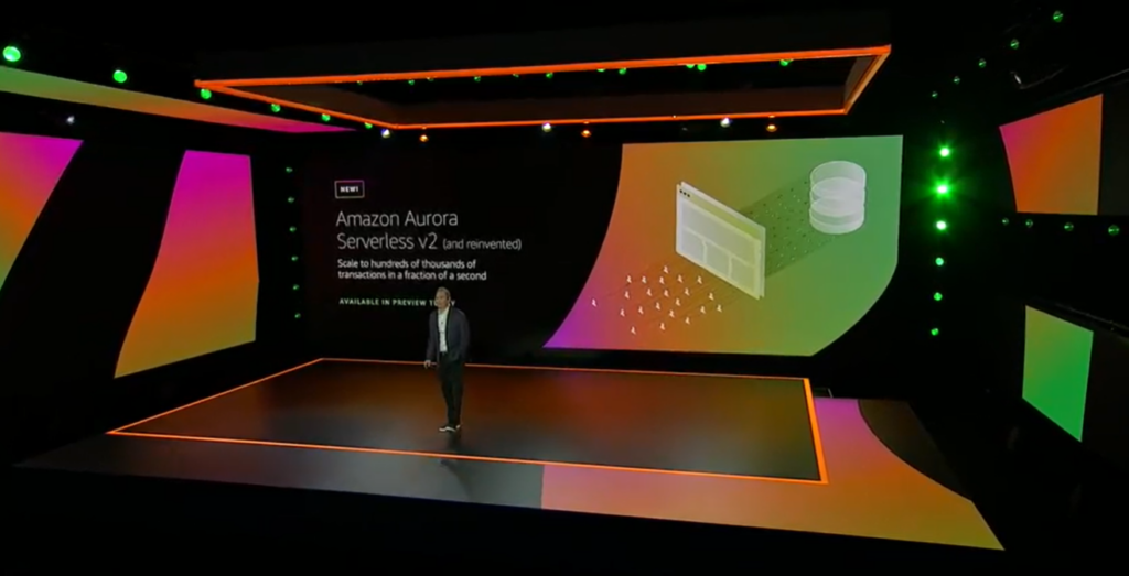 Aurora Serverless V2