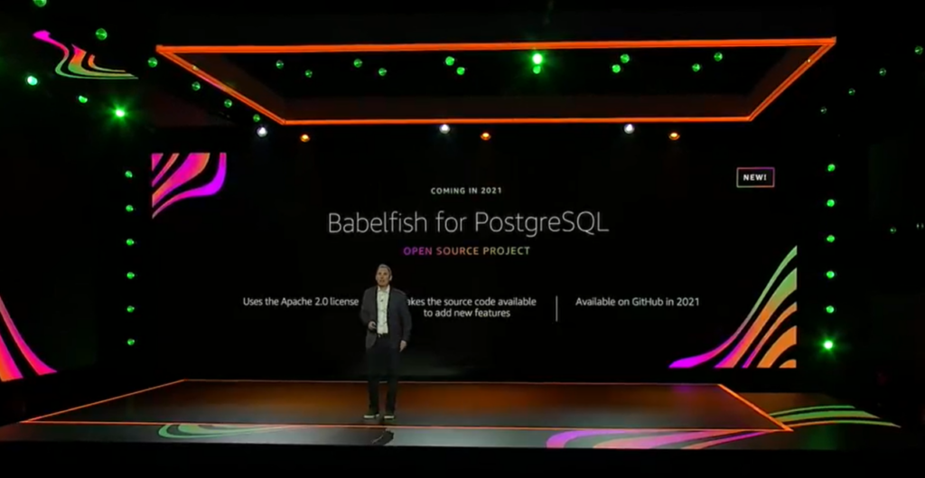 Babelfish for PostgreSQL