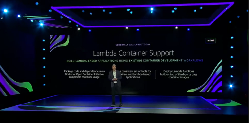 Lambda Container Support