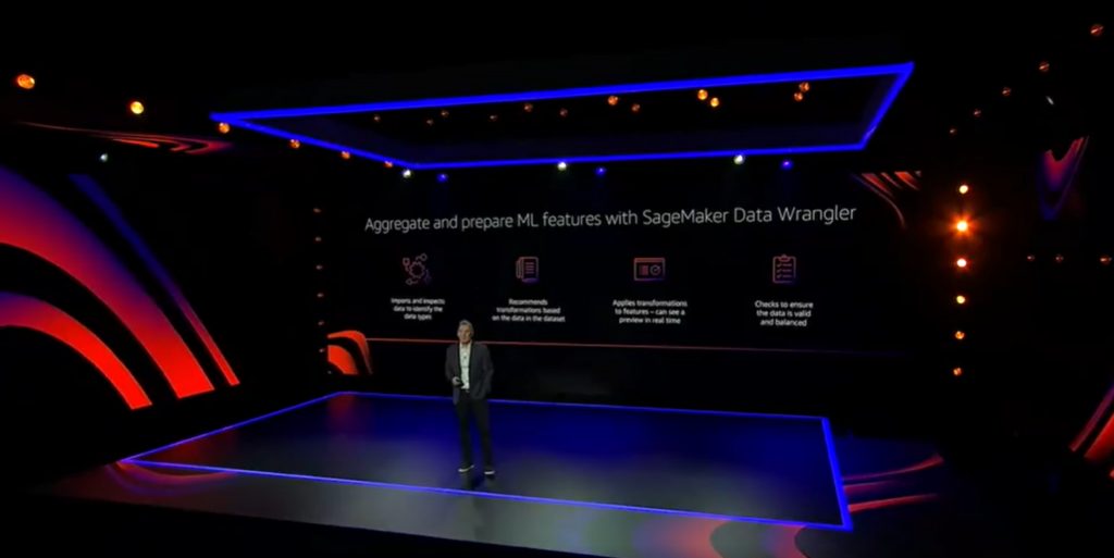 SageMaker Data Wrangler