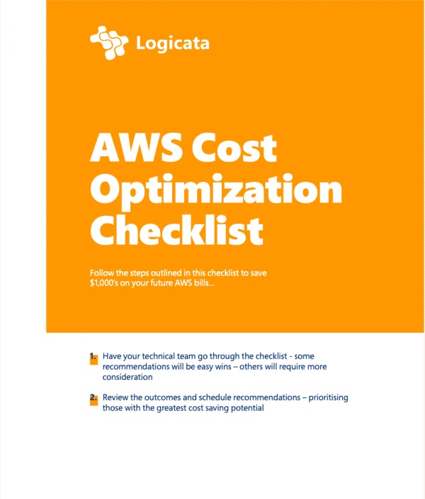 20 Top Tips Lower Your AWS Bill Cover Picture